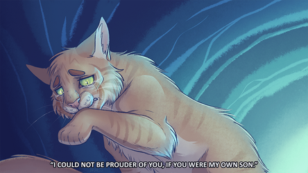 I could not be prouder of you by VampireSelene13