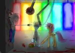 Rainbow Factory by LightningDragon13