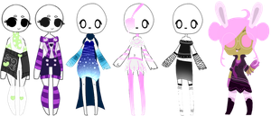 SP Leftover Adopts CLOSED by ImaginationTrap