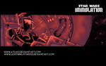STAR WARS: IMMOLATION Wallpaper by AJthe90skid
