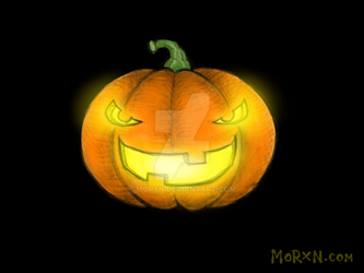 happy halloween by MorXn