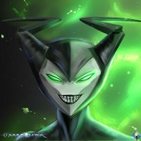 Mean Green Killing machine by SuperSaiyan3Scooby