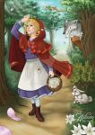 comm: Little Red Riding Hood 0