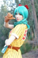 Dragon Ball - Bulma II by MeganCoffey