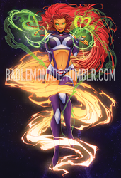 Starfire by 0theghost0