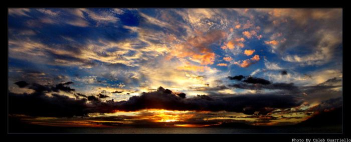 Sunset Pan by CKG