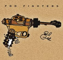 Foo Fighters (album) by biel12