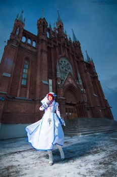 Trinity Blood: The Wind is Blowing by ennfranco