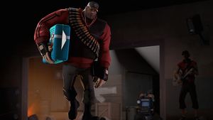 [SFM] Delivery Man by Legoformer1000