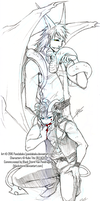 BLEACH -The serpent and the demon- by blackstorm
