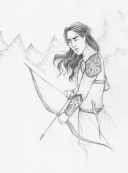 The prayer of Fingon by Annathelle26