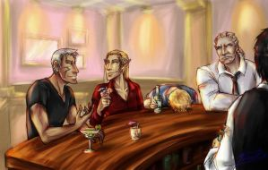 DAO: Guys night out by shaydh