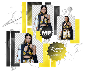 PACK PNG 1054  KENDALL JENNER by MAGIC-PNGS