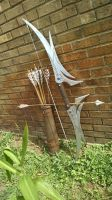 Dragon Age bow and arrow props by eitanya
