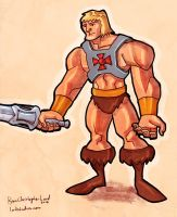 Animated He-Man by RyanLord