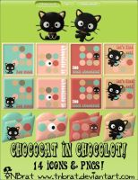 Chococat in Chocolot by TNBrat