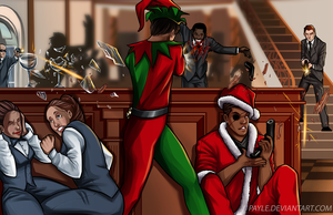 A Very NOIR Christmas by PayLe
