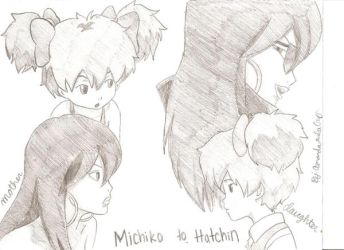 michiko to hatchin by WildStrike