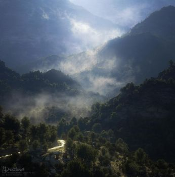 Mountain Road by 00AngelicDevil00