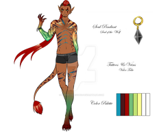 (closed) Male Valix Adopt #5 by CherrysDesigns