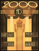 REMAKE: 2000AD Deco by PaulSizer