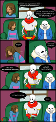 QuantumTale - Chapter 1: Retry pg3 by FoxyPheonix