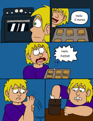 Rob's S'mores by SJ-ToongamerG
