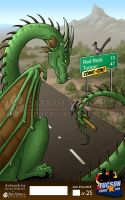 Tucson Comic Con 2014 Exclusive by Nightlyre