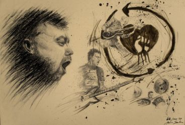 Rise Against by WhoKilledMyCat