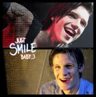 Just Smile Baby by Kathrin256