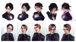 Bayonetta Expressions - YouTube! by rossdraws