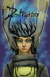 Destruction Cover Page by Desirulz123