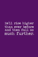 SPOILER ISH - Rise Higher by inkandstardust