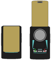 TOS Communicator Redesign by JohnnyMuffintop