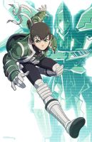 Zone of the Enders The 2nd Runner MARS Leo by E-Mann