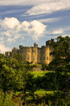 Alnwick Castle 3 by newcastlemale