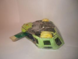 Robot Wars Series 9 CARBIDE model (Angle 4) by sgtjack2016