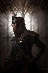 Inquisitor Trevelyan 09 by HydraEvil