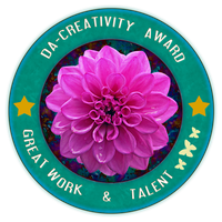 Da-Creativity Award by fmr0