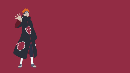 Pain (Naruto) by ncoll36