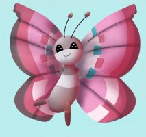 Vivillon by ice-cream-skies