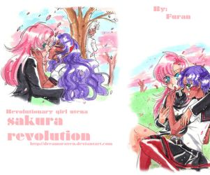RGU-Sakura revolution prt 2 by Dreamsraven
