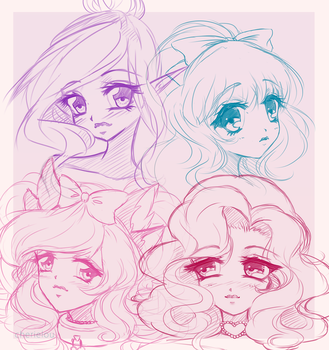 Moethology by Cherielou