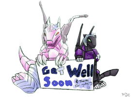 +Zoids+ Get well soon by Brionna