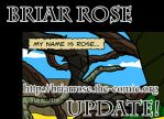 Briar Rose: Chapter One Page 2 Update! by Angel-Creations