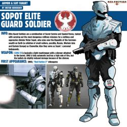 Sopot Elite Guard Soldier|Red Faction 2 by Pino44io