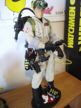 Ghostbuster Ray Stantz by SymbolicSin