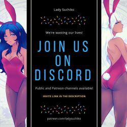 Join our Discord ~ by Lady-Suchiko