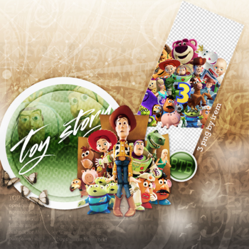 PNG Pack (89) Toy Story by IremAkbas
