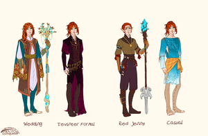 Clothing Chart - Shae by luinquesse